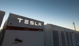 Tesla a construit la plus grande batterie Li-On au monde : 100 mégawatts !