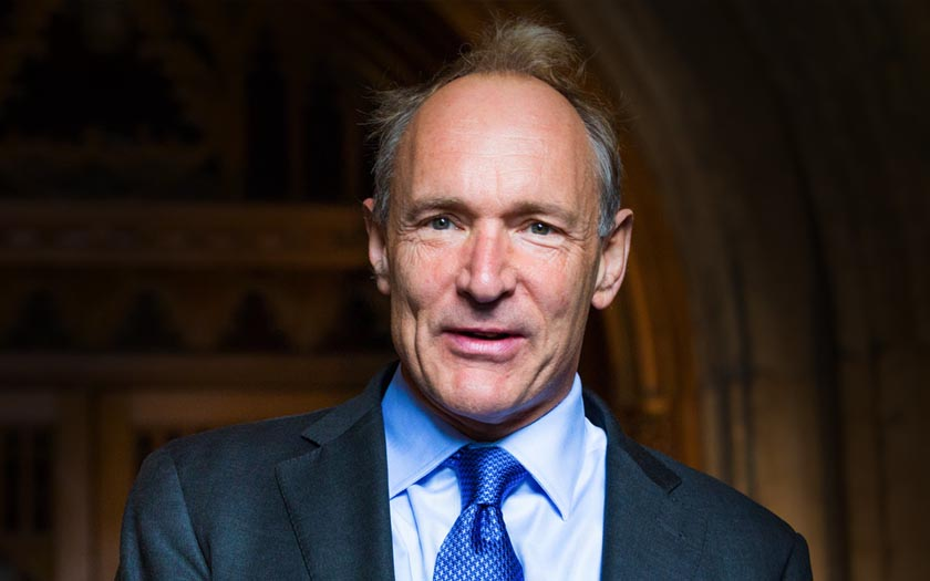 tim berners lee web