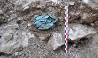 Un trésor médiéval « exceptionnel » découvert à l'abbaye de Cluny
