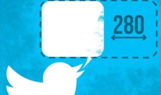 Twitter fait passer la longueur des tweets à 280 caractères !