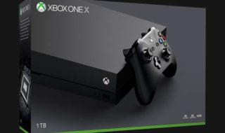 Xbox One X : une panne «tue» la console après quelques heures de jeu !