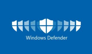 Activer ou désactiver Windows Defender