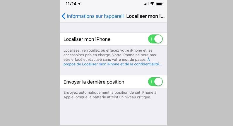 IPhone : iOS diminuerait les performances suivant l'âge de la batterie
