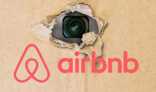 Airbnb : des clients retrouvent des caméras cachées dans leur logement !