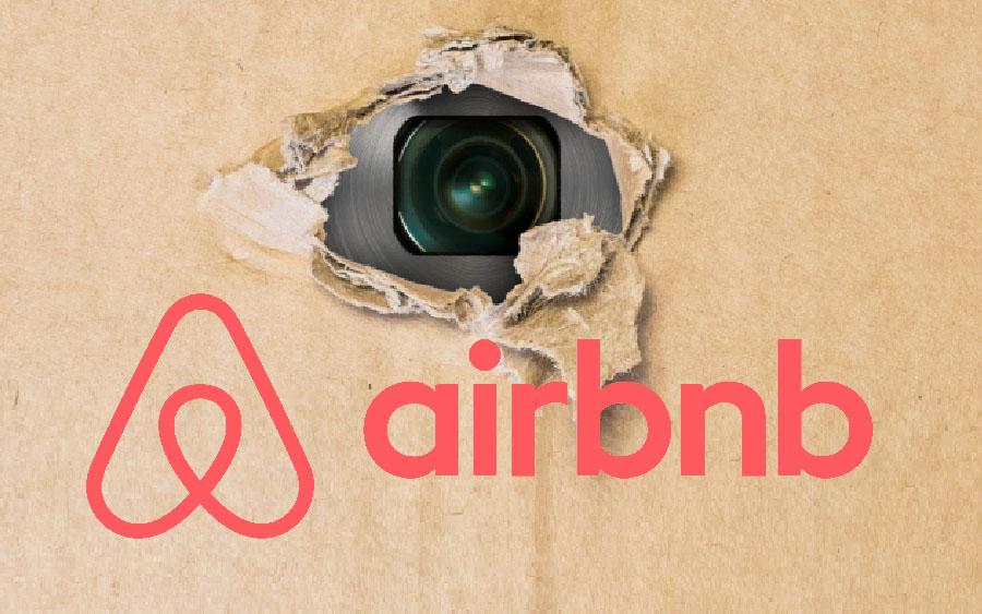 airbnb camera