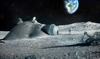 Nasa : Donald Trump annonce la création d'une base sur la Lune pour aller sur Mars !