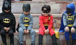 Batman : se déguiser en super-héros aide les enfants à mieux se concentrer