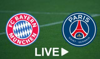 PSG Bayern : chaîne TV et streaming, comment voir le match en direct