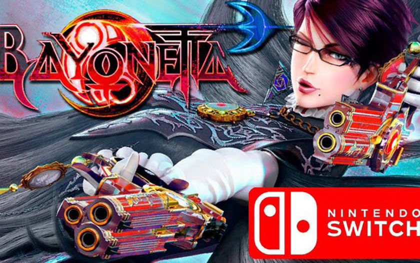 Bayonetta 3 Nintendo Switch