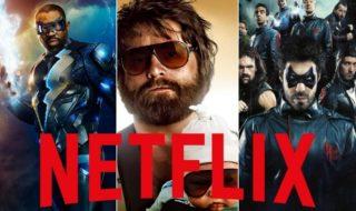 Catalogue Netflix : les nouveautés séries et films en janvier 2018