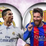 Clasico Real Barca