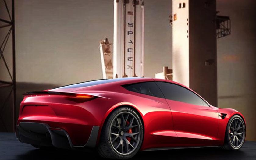 tesla va envoyer son nouveau roadster en orbite autour de mars. Black Bedroom Furniture Sets. Home Design Ideas