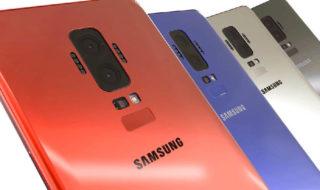 Galaxy S9 : scanner d'iris ultra-sécurisé, sortie imminente, les infos qu'il ne fallait pas manquer
