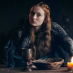Sophie Turner aka Sansa Stark de Game of Thrones