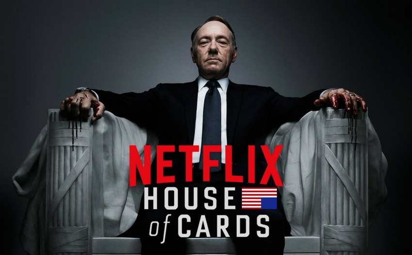 House of Cards saison 6 Kevin Spacey