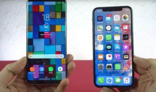 iPhone vs Galaxy : les clients de Samsung sont plus satisfaits que ceux d'Apple