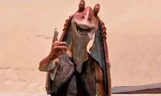 Jar Jar Binks Star Wars