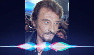 Johnny Hallyday : Siri l'assistant vocal des iPhone annonce à tort la mort du chanteur !