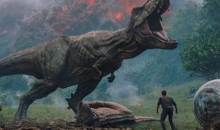 Jurassic World 2 : une première bande-annonce volcanique !