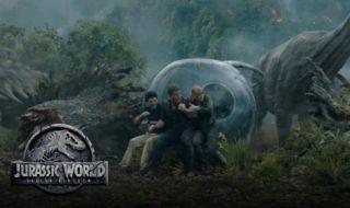 Jurassic World 2 Fallen Kingdom : date de sortie, bandes annonces, synopsis, tout savoir