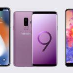 Meilleurs smartphones haut gamme