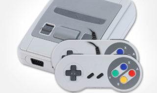 Bon Plan Super NES mini non-officielle avec 621 jeux intégrés à 30,95 euros sur TomTop