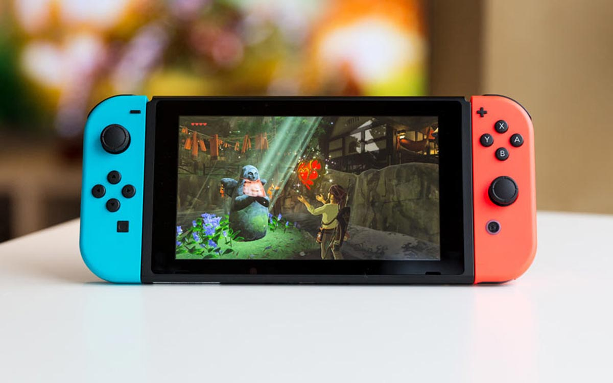 Meilleurs jeux Nintendo Switch