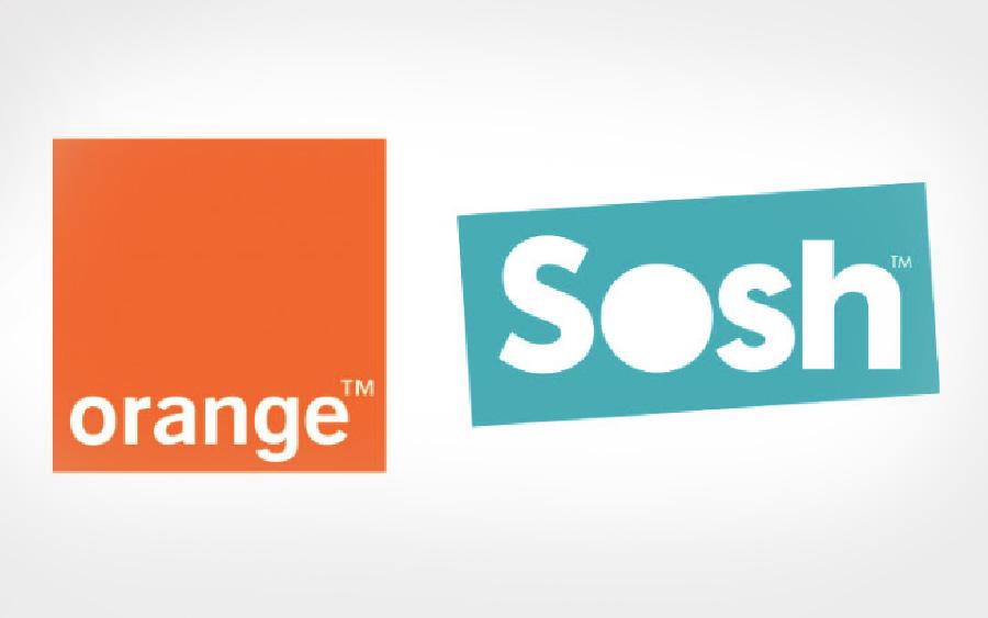 orange sosh