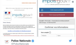 Impôts : une attaque phishing sournoise est en cours, comment se protéger ?