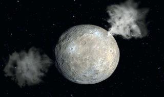 Cérès : la NASA affirme que quelque chose bouge sous la surface de la planète naine