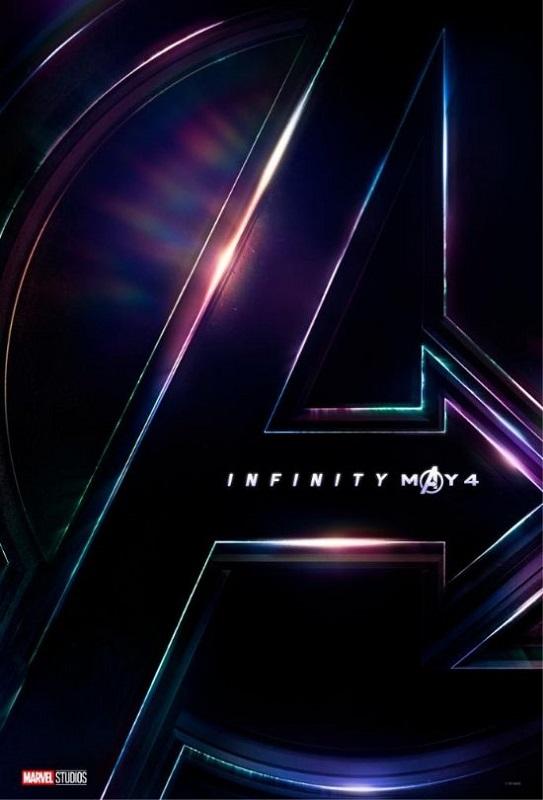 poster avengers 3