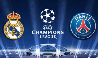 PSG Real Madrid en Ligue des Champions : le gros choc des 8es de finale
