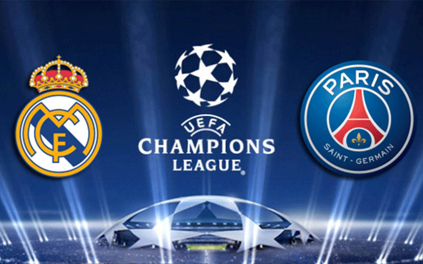 PSG Real Ligue Champions