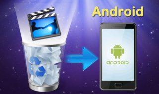 Android : comment récupérer ses photos et données supprimées par erreur