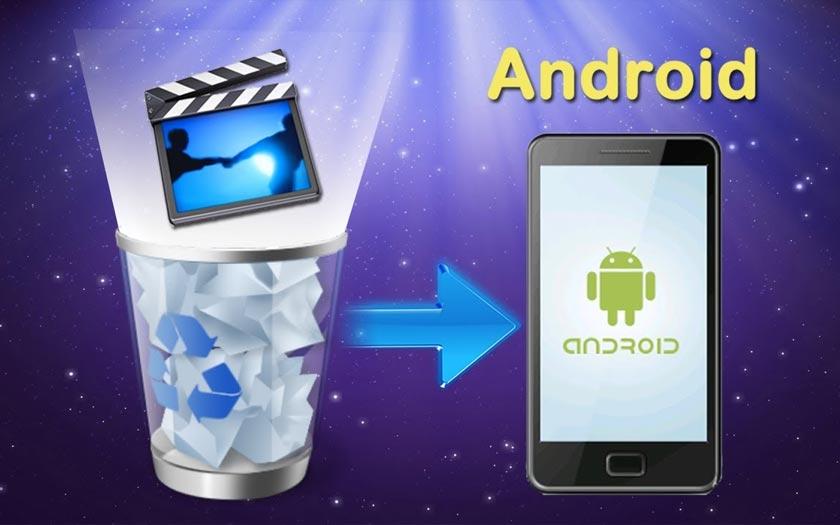 Récupérer photos supprimées android