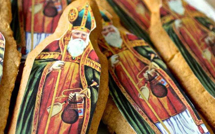 Saint Nicolas Père Noël