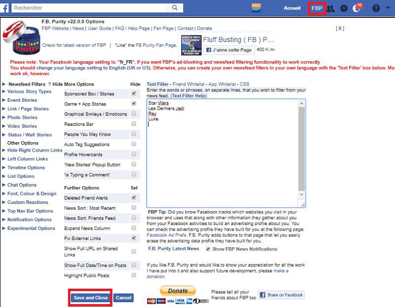 Spoilers star Wars Facebook