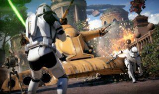Star Wars Battlefront 2 se met à la page des Derniers Jedi avec une grosse mise à jour
