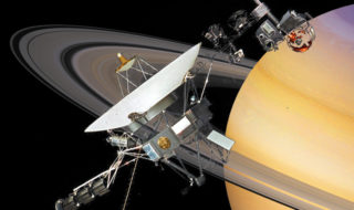 La NASA réveille les moteurs de Voyager 1 après 37 ans d'inactivité