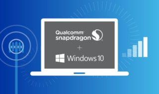 Windows 10 ARM : HP et Asus dévoilent leurs PC sous Snapdragon 835 avec plus de 20h d'autonomie !