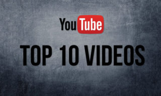 Youtube top 10 2017