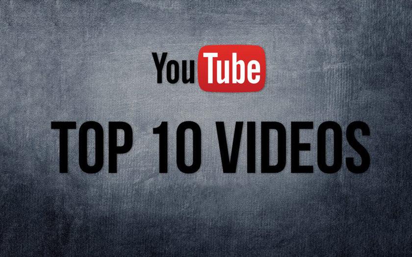 Youtube top 10 2017