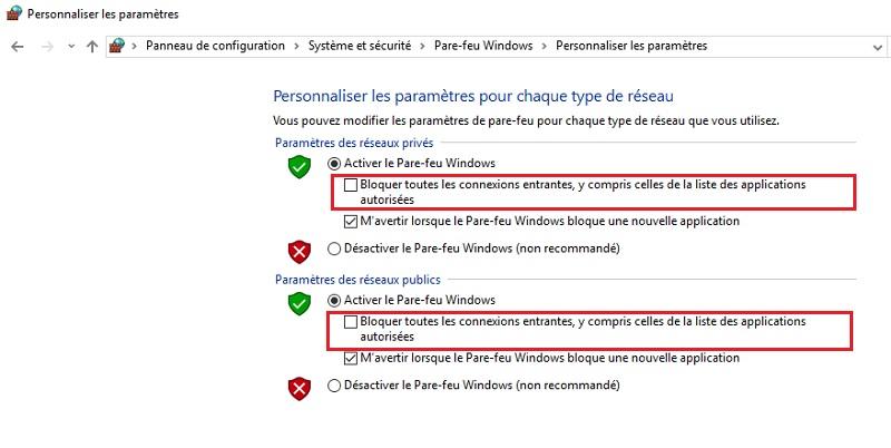 arrêter windows defender windows 10