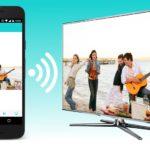 Connecter smartphone TV 2
