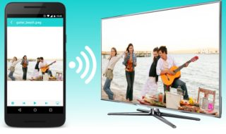 Comment connecter son smartphone Android à sa TV
