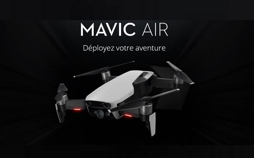 drone dji mavic air tomtop