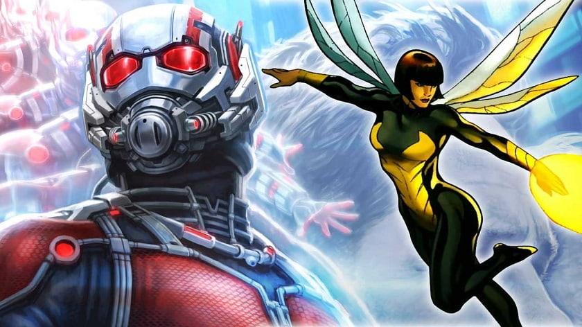 MMARVEL - Ant-Man et la Guêpe