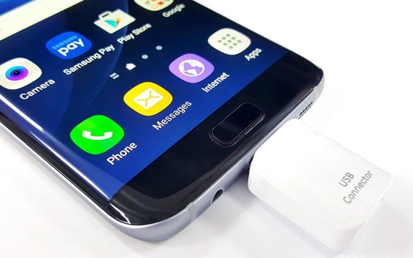 application android pour lire cle usb