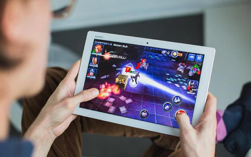 Meilleurs jeux iOS Android
