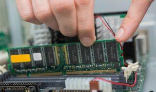 RAM : 5 problèmes de mémoire vive et leur solution